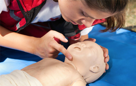 1 Day Paediatric First Aid Course