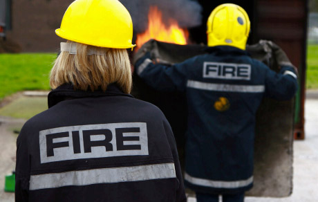 Fire Warden-Marshal Training