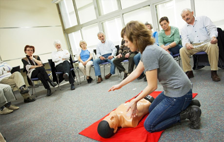 Approved First Aid at Work Course